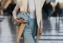 The minimalist fashion of the 90s is back - so you fix the look