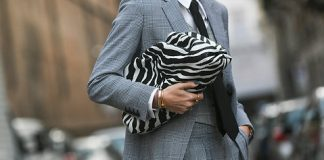 This spring's big fashion trend - 12 stylish garments with shoulder pads